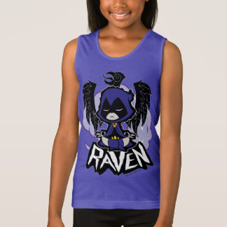 Teen Titans Go! | Raven Attack Tank Top