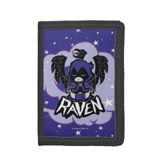 Teen Titans Go! | Raven Attack Trifold Wallet
