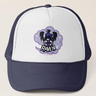 Teen Titans Go!   Raven Attack Trucker Hat