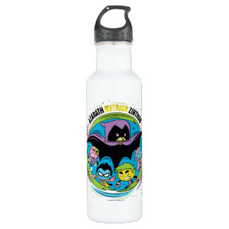 "Teen Titans Go! | Raven ""Azarath Metrion Zinthos"" 710 Ml Water Bottle"