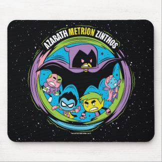 "Teen Titans Go! | Raven ""Azarath Metrion Zinthos"" Mouse Pad"