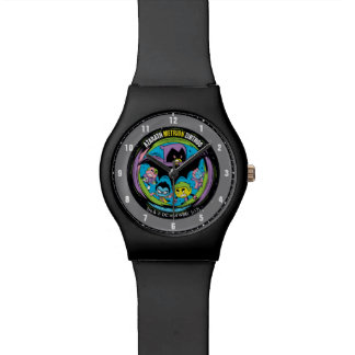 "Teen Titans Go! | Raven ""Azarath Metrion Zinthos"" Watch"