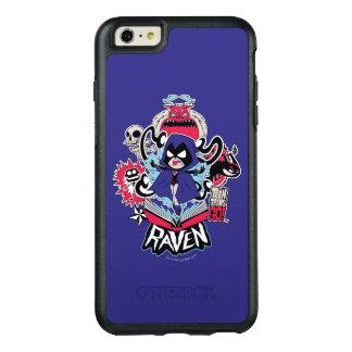 Teen Titans Go! | Raven Demonic Powers Graphic OtterBox iPhone 6/6s Plus Case