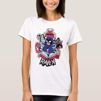 Teen Titans Go!   Raven Demonic Powers Graphic T-Shirt