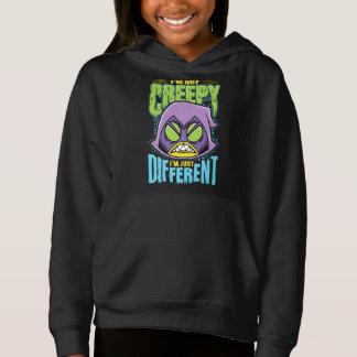 "Teen Titans Go!   Raven ""Not Creepy I'm Different"""