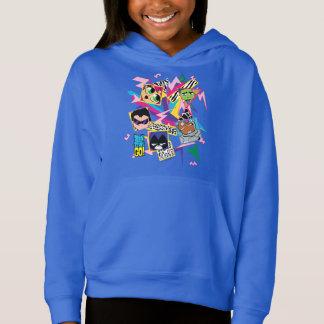 Teen Titans Go!   Retro 90's Group Collage