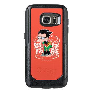 Teen Titans Go! | Robin Booty Scooty Buns OtterBox Samsung Galaxy S7 Case