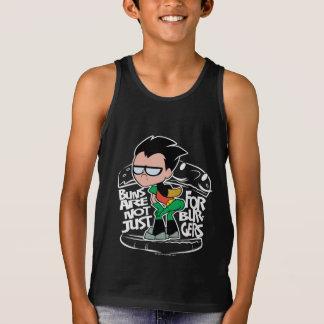 Teen Titans Go! | Robin Booty Scooty Buns Tank Top