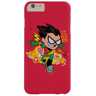 Teen Titans Go! | Robin's Arsenal Graphic Barely There iPhone 6 Plus Case