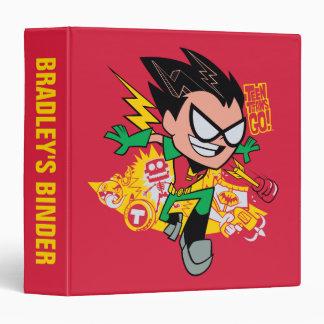 Teen Titans Go! | Robin's Arsenal Graphic Binders