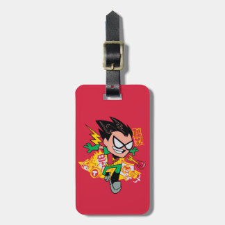 Teen Titans Go! | Robin's Arsenal Graphic Luggage Tag