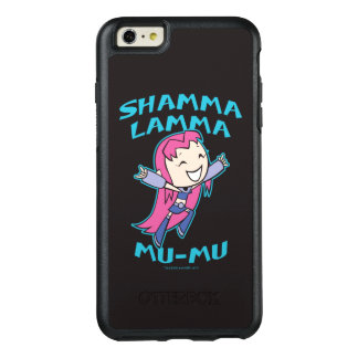 "Teen Titans Go! | Starfire ""Shamma Lamma Mu-Mu"" OtterBox iPhone 6/6s Plus Case"