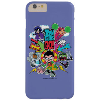 Teen Titans Go! | Team Arrow Graphic Barely There iPhone 6 Plus Case