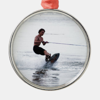 Teen Wakeboarder Ornament