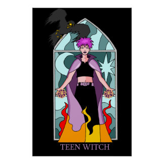 Teen Witch Print
