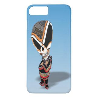 Teenage Alien Dieselborg iPhone 7 Plus Case