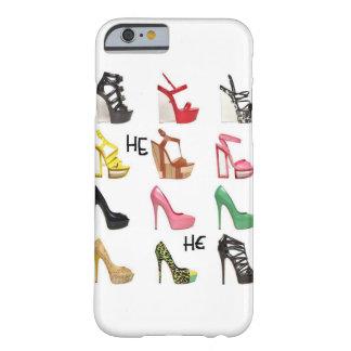 Teenager's shoe iphone case