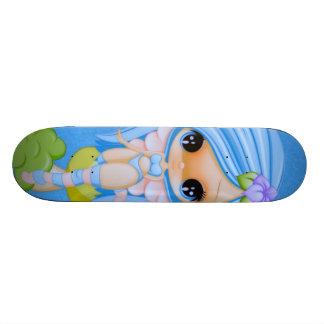 Teensy Fae Cute Faery Skateboard