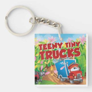 Teeny Tiny Trucks Keychain