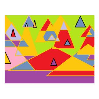 teepees design Postcard