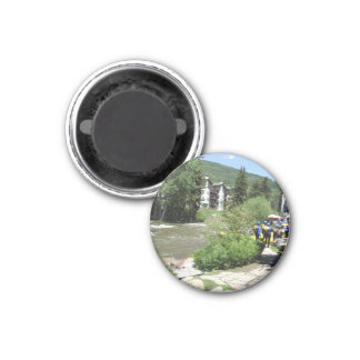 tees and more 1 inch round magnet