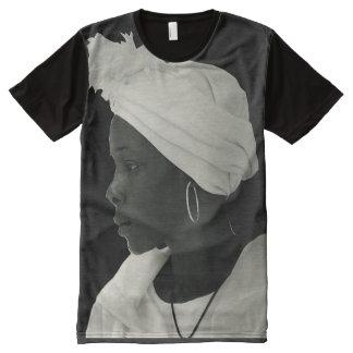 Teeshirt all over vintage black girl noir All-Over-Print T-Shirt