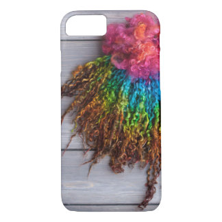 Teeswater Locks iPhone 7 Case