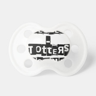 Teeter-Totters Rock Pacifier