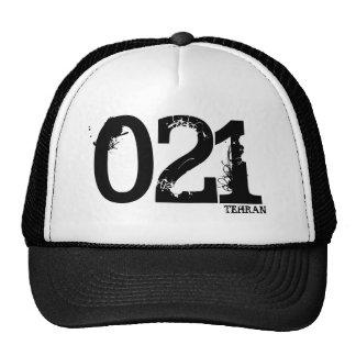 Tehran 021 Cap Trucker Hat