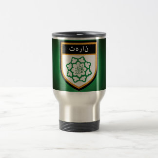 Tehran Flag Travel Mug