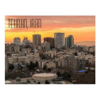 Tehran, Iran Postcard