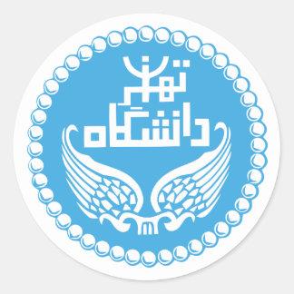 Tehran Sticker