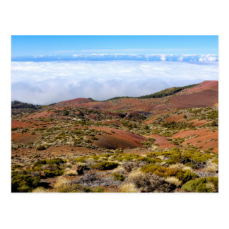 Teide National Park Postcard