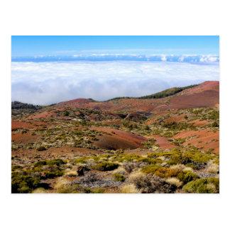 Teide National Park Postcard