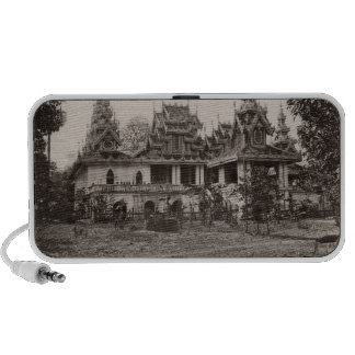 Teik Kyaung monastery, isle of Ka Toe iPhone Speaker