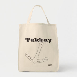 Tekkay Anchor Collection Tote Bag