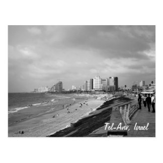 Tel-Aviv, Israel Postcard