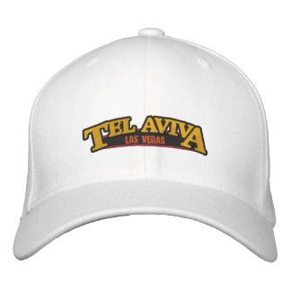 Tel Aviva Las Vegas Embroidered Baseball Cap