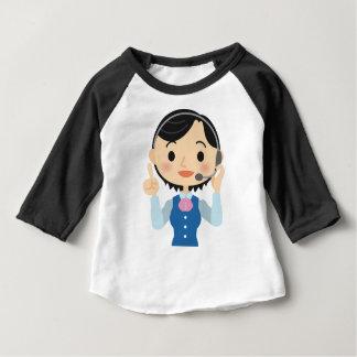 Telecom Worker Baby T-Shirt