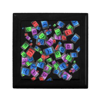 Telecommunication fun. gift box
