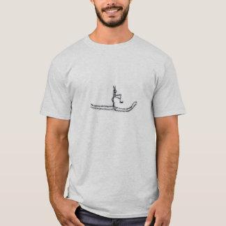Telemark cave drawing T-Shirt