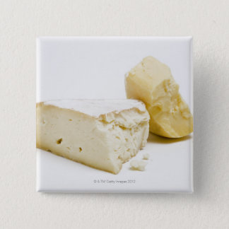 teleme and camody gourmet cheeses 2 inch square button