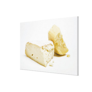 teleme and camody gourmet cheeses canvas print