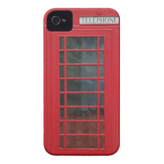 Telephone Booth Case-Mate iPhone 4 Case