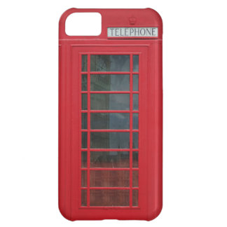 Telephone Booth iPhone 5C Case