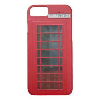 Telephone Booth iPhone 7 Case