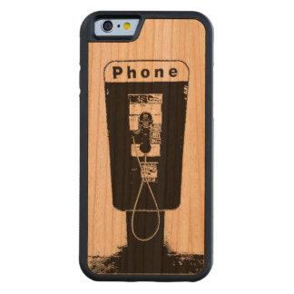 Telephone Booth Phone Case Cherry iPhone 6 Bumper Case