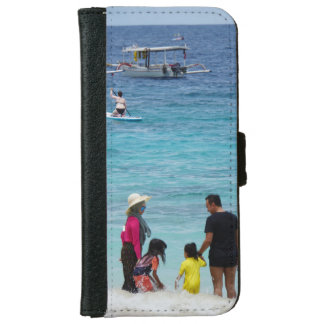 telephone cover Bali iPhone 6 Wallet Case