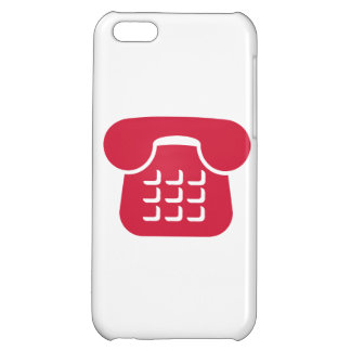 Telephone icon iPhone 5C covers