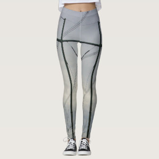 TELEPHONE POLE LEGGINGS